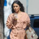 Vanessa Hudgens spotted out and about in Los Angeles Ca March 24, 2017