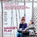 Maggie's Plan (2015) - 454 x 669