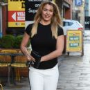 Gemma Atkinson – The Key 103 Radio Cash For Kids Charity Evening in Manchester - 454 x 823