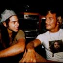 Rory Cochrane And Matthew Mcconaughey In Dazed And Confused (1992). - 454 x 334