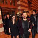 Beren Saat & Kenan Dogulu attends SİYAD Awards