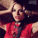 Jeisa Chiminazzo - Vogue Magazine Pictorial [Turkey] (March 2012) - 454 x 589
