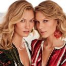 Taylor Swift, Karlie Kloss - Vogue Magazine Pictorial [United States] (March 2015)