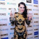 Jessie J Wins Big At The 2011 MOBO Awards