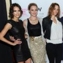 Jessica Alba Dazzles at the Tribeca Awards