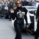 Jennifer Lopez are seen at 'The Today Show' in New York City, New York on March 2, 2017