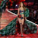 Gigi Hadid – 2018 Victoria's Secret Fashion Show Runway in NY