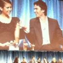 Nina Dobrev, Ian somerhalder And The Rest Of The Cast Of The Vampire Diaries At Paleyfest