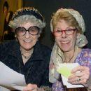 Elaine Stritch & Betsy von Furstenberg