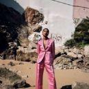 Imaan Hammam - Vogue Magazine Pictorial [United Kingdom] (May 2019) - 454 x 592