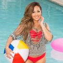 Adrienne Bailon - Cosmopolitan For Latinas Magazine Pictorial [United States] (August 2015)