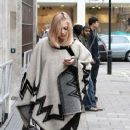 Fearne Cotton: leaves her afternoon radio show in London