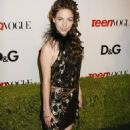 Brittany Curran - 7 Annual Teen Vogue Young Hollywood Party At MILK Studios On September 25, 2009 In Los Angeles, California - 454 x 704