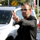 Ringo Starr and Barbara Bach are leaving Beverly Hills