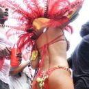 Rihanna's Kadoomant Day Parade Sexiness