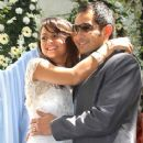 Amrita Arora & Shakeel Ladhak on Wedding Day