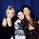 Cyrinda Foxe and Steven Tyler - 454 x 371