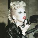 Christina Aguilera - Latina Magazine Pictorial [United States] (July 2010)