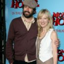 Beth Riesgraf and Jason Lee