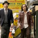 Danny Masterson with Michael Cecchi play as Fitz and Dino in Capers. - 390 x 254