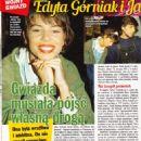 Edyta Górniak - Nostalgia Magazine Pictorial [Poland] (October 2018) - 454 x 642