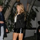 Charlotte McKinney at Chateau Marmont in Los Angeles - 454 x 723