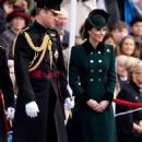 Kate Middleton – 2017 Annual Irish Guards St Patrick's Day Parade in London - 454 x 704
