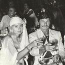 Charles Bronson and Jill Ireland - 454 x 559