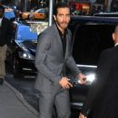 "Jake Gyllenhaal Drops By ""Good Morning America"""