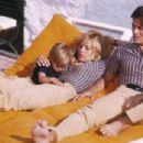 Nathalie Delon and Alain Delon - 454 x 304