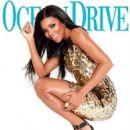 Gabrielle Union Covers Ocean Drive February 2012
