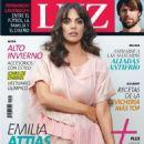 Emilia Attías - Luz Magazine Cover [Argentina] (31 July 2016)