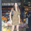 Emily Ratajkowski in Mini Dress – Out in Los Angeles