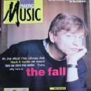 Making Music Magazine Cover [United States] (May 1991)