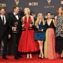 Nicole Kidman : 69th Annual Primetime Emmy Awards - Press Room - 454 x 344