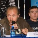 Andrey Panin and Denis Nikiforov | Press Conference 'Revenge' - 454 x 300