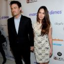Megan and Brian attends the 7th Annual March of Dimes Celebration of Babies, a Hollywood Luncheon, at the Beverly Hills Hotel on December 7, 2012 in Beverly Hills