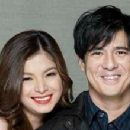 Aga Muhlach and Angel Locsin