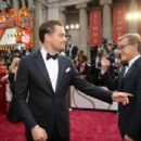 Actor Leonardo DiCaprio attends the Oscars held at Hollywood & Highland Center on March 2, 2014 in Hollywood, California