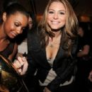 Maria Menounos - Two Kings Dinner and After Party in Los Angeles February 19, 2011 candids