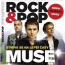 Chris Wolstenholme, Dominic Howard, Matthew Bellamy - Rock & Pop Magazine Cover [Czech Republic] (July 2011)