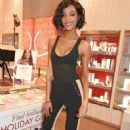 Jourdan Dunn – Exclusive Swarvski Meet and Greet in London - 454 x 705