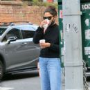 Katie Holmes – Out and about in SoHo