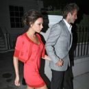 """Victoria Beckham - July 28 2010 - London Kelly Hoppens """"Come Dine With Me"""" Birthday Party"""