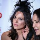 Lana Parrilla is seen attending at the 6th Annual Face Forward Gala at the Millennium Biltmore Hotel