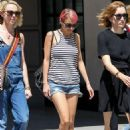 Nicole Richie Out and About In La
