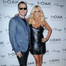 Jenny McCarthy Valentines Weekend Party At 1 Oak Nightclub In Las Vegas