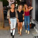 Kendra Wilkinson has a Girls Night Out at Craigs - 454 x 348