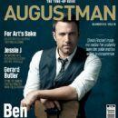 Ben Affleck - August Man Magazine Cover [Singapore] (November 2014)