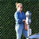 Amy Adams – Out in Beverly Hills